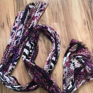 NY&C scarf